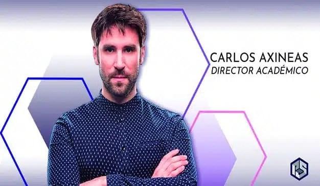 Carlos Axineas se une al equipo directivo de Psicosoft eSport Academy