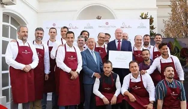 NH Hotel Group reconocido por La Real Academia de Gastronomía por su labor en favor de la mejor restauración Hoteler
