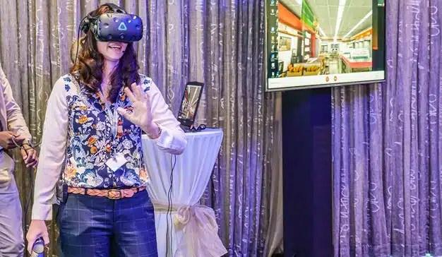 Nielsen lleva la realidad virtual a la investigación del consumidor con SmartStore
