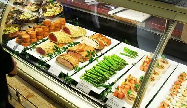 Un futuro de comida preparada hasta en el supermercado