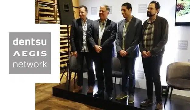 La red Dentsu Aegis Network nombra a nuevo CEO en México