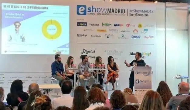 La primera jornada de eShow Madrid 2018 derrocha conocimiento e innovación