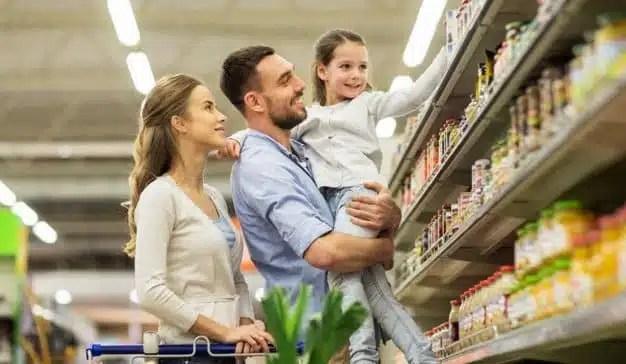 El 87,8% de los españoles prefiere las tiendas físicas para sus compras de alimentación