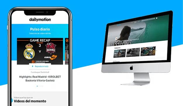 Smartclip renueva su colaboración como representante comercial exclusivo en España con Dailymotion