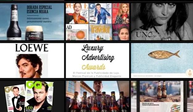 Mañana finaliza el plazo de inscripción para  Luxury Advertising Awards
