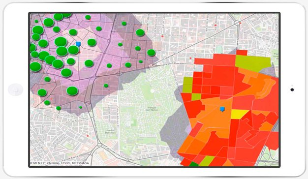 GIS, la ciencia del dónde: la historia de los Sistemas de Información Geográfica