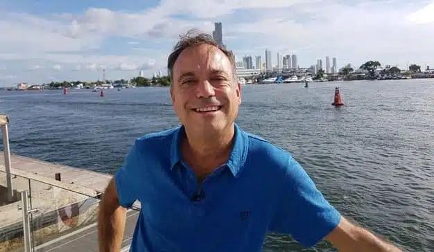 """""""Es estupendo participar en un evento que se está consolidando tanto en la región como +Cartagena"""", César Vacchiano (SCOPEN)"""
