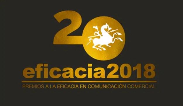 20 años de Premios Eficacia, en una infografía