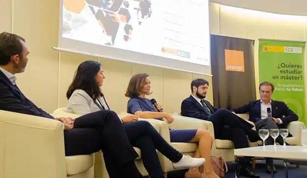 Orange y EOI conectarán a emprendedores con directivos del sector TIC