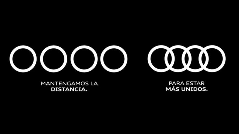 Campaña Audi Covid-19 -