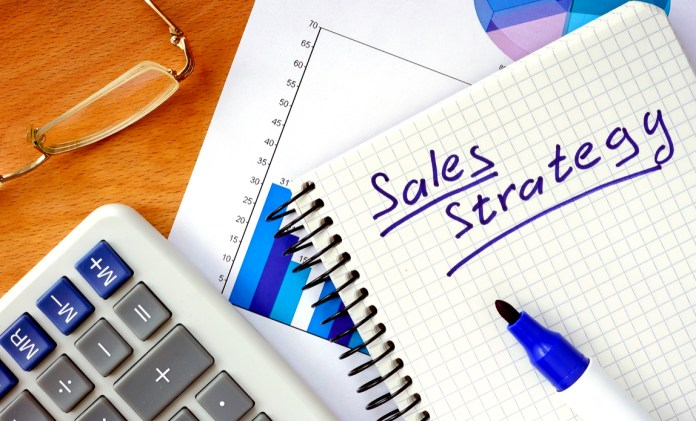 Create a sales strategy for growth | Marketing Donut