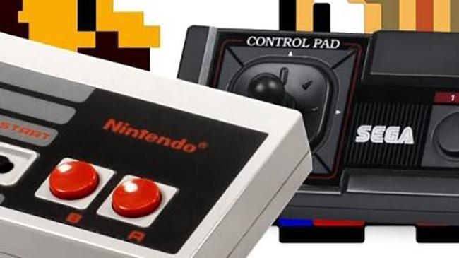 A primeira grande briga... a Nintendo levou.