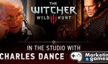 Voz imponente de Game of Thrones marca presença em The Witcher 3: Wild Hunt