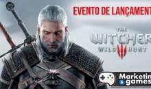 Evento de lançamento oficial de The Witcher 3: Wild Hunt [SP]