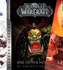 Blizzard Entertainment cria a Blizzard Publishing, focada na publicação de livros com selo próprio