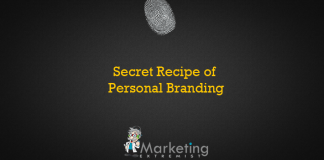 Personal Branding Thumb impression marketing tips