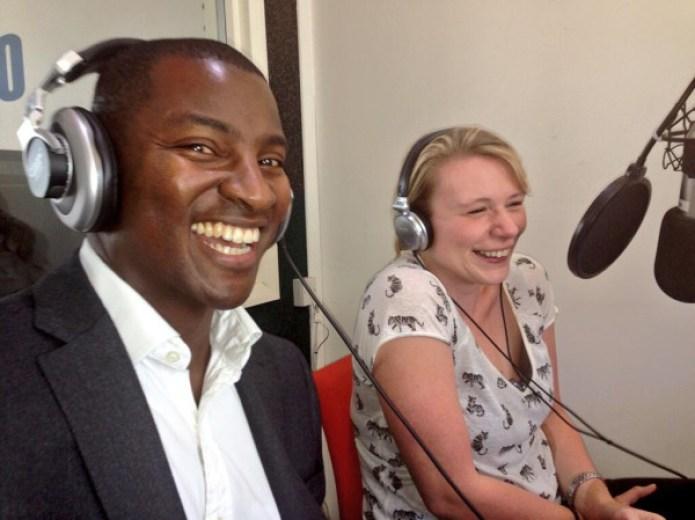 Mike Pitt on Kent Business Radio