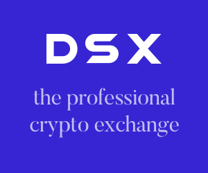 DSX The Professional crypto exchange
