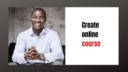 A Course that teaches you how to create a Course