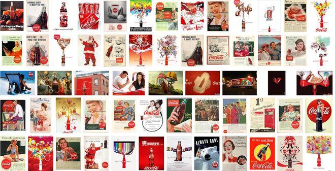Coca Cola publicidad y marketing