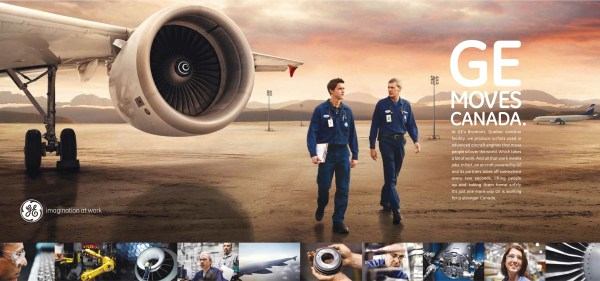 GE Canada launches first branding campaign | Marketing ...