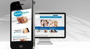 creación de webs sector medico