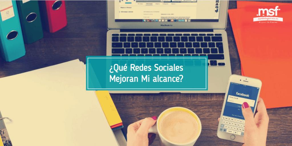 ¿Cuales son las redes sociales más utilizadas?
