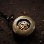Reloj vintage de segunda mano
