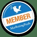 I'm a MarketingProfs member!