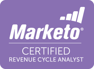 Marketo Certified Revenue Cycle Analyst
