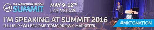 Marketo Summit 2016