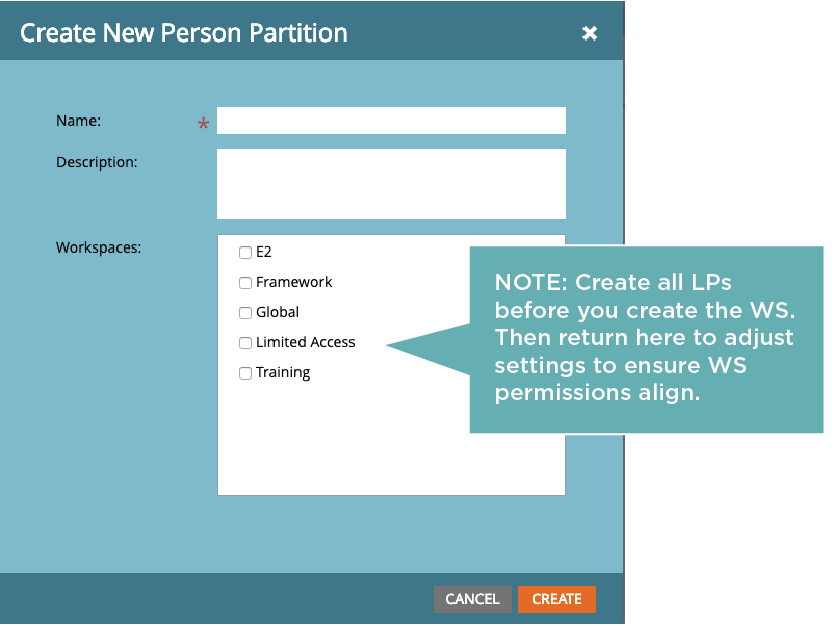 Marketo New Person Lead Partition