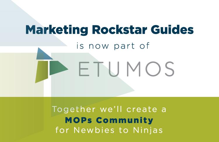 Marketing Rockstars is part of Etumos