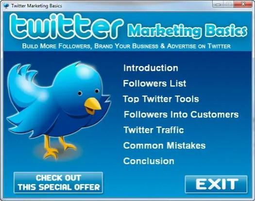 twitter marketing basics