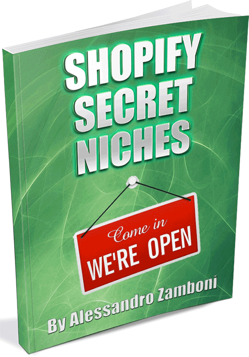 shopify secret niches