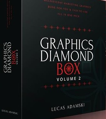 graphics diamond box volume 2