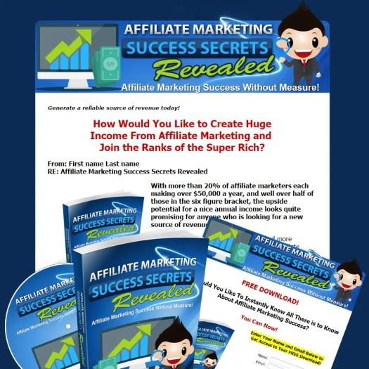 affiliate marketing success plr