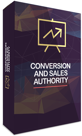 conversion and sales authority