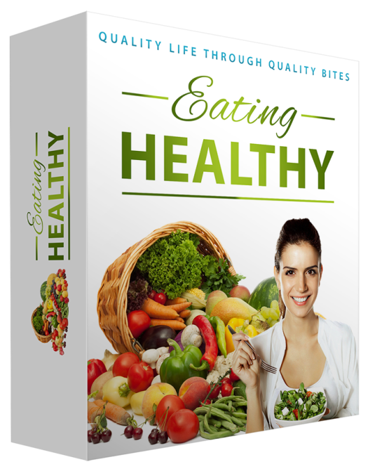 Eating Healthy PLR