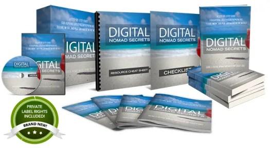 Digital Nomad Secrets PLR
