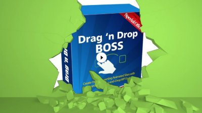 Drag And Drop Boss 2