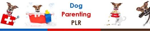 Dog Parenting PLR