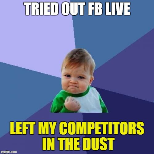 FB Live Cheatsheet