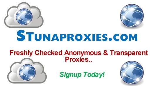 Stuna Proxy Finder And Checker PRO v2.0