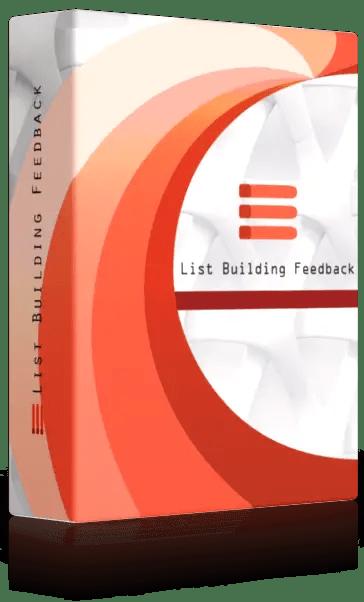 List Building Feedback