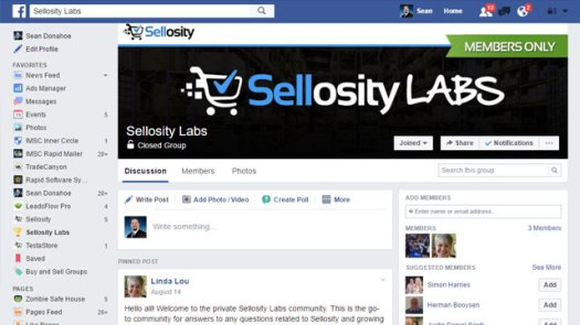 Sellosity Labs