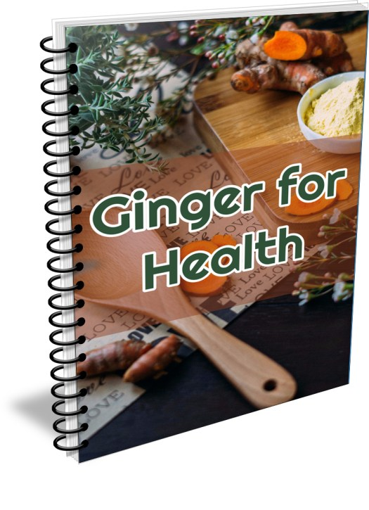Ginger for Health PLR