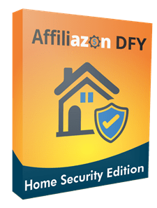 Home Security Amazon Niche Pack