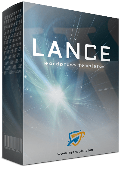 Lance Marketing WordPress Theme