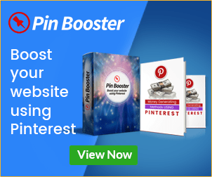 Pin Booster